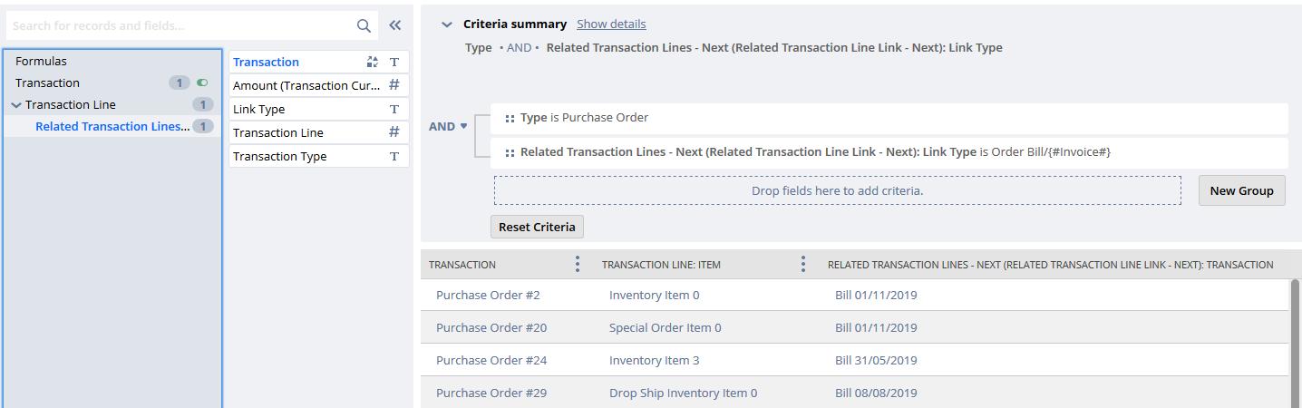 RE: Billing Transaction in Workbooks
