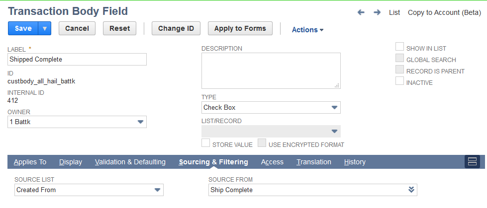 RE: Ship Complete checkbox (easy one)
