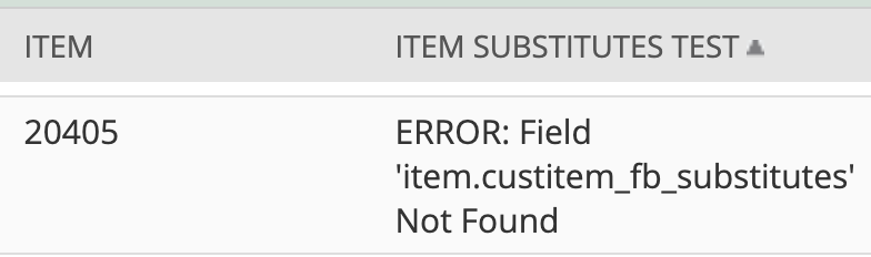 RE: Add custom transaction line field sourced from item multi select field
