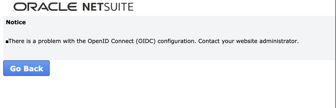 Setting up OIDC with Suite Commerce Advance?