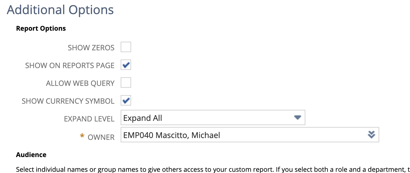 RE: How to Link Custom Summary and Detail Reports