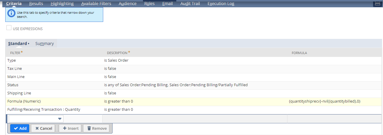 I want to display the total(sum of) 'pending invoice amount' on KPI